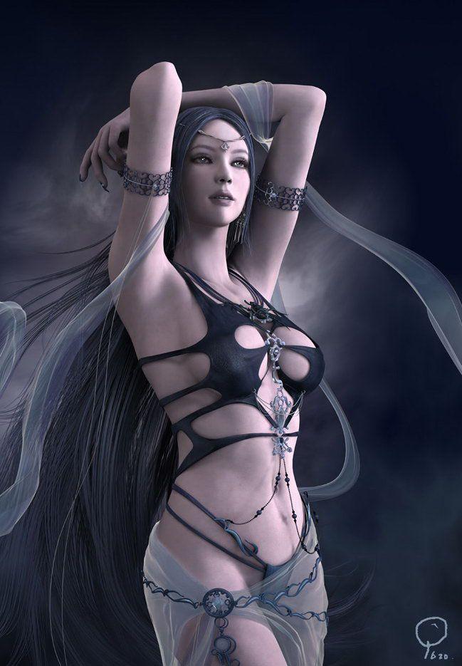 Best 3D Fantasy CG Girls