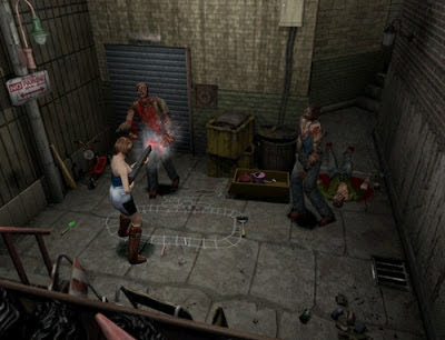 Download Game Resident Evil 3 Nemesis PS1