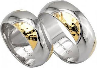 ucuz alyans 4 Evlilik Yüzüğü Modelleri