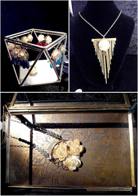 Lola et Mauricette, bijoux, Nantes, bullelodie