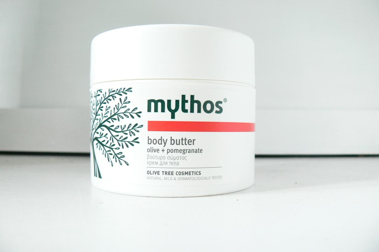 Mythos, Oliwkowe Masło do Ciała z Granatem