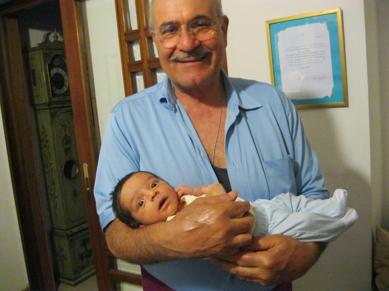 """Il """"dolce"""" peso di nonno Pietro"""