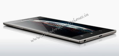 Lenovo K900 Android 3G Smartphone Phablet Photo & Image Review
