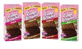 no pudge fudge brownies