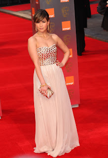 Rachel Stevens at the Baftas