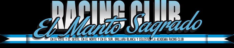 RACING CLUB:  EL MANTO SAGRADO