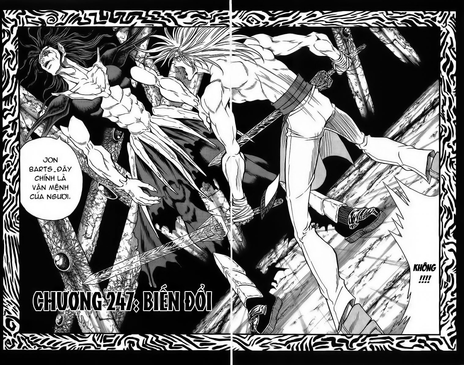 Vua Trên Biển – Coco Full Ahead chap 247 Trang 2 - Mangak.info