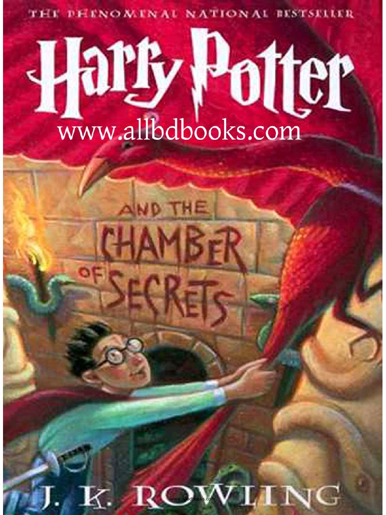 Book report on harry potter and the chamber of secrets