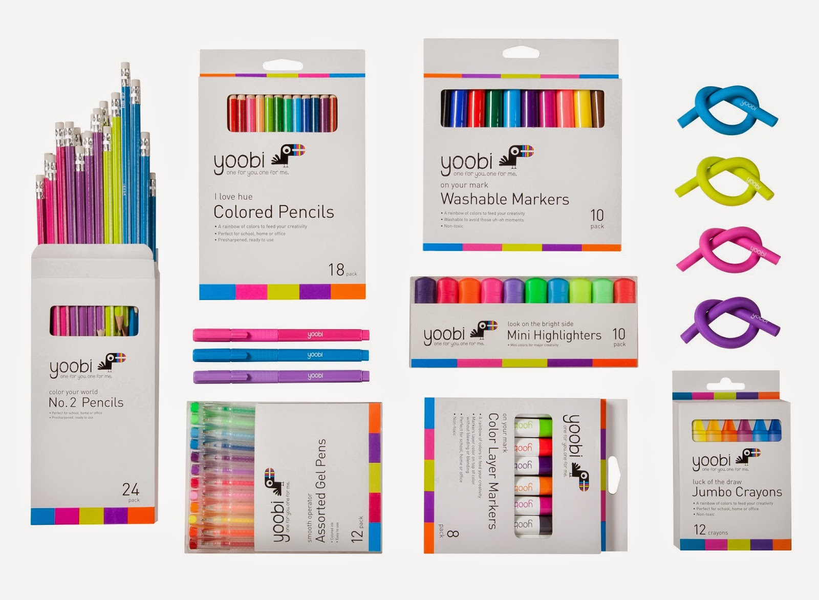 Insnug Kids Desk Organizer School Supplies Makeup brush Supply Pencils Caddy for Kids and Adults Office Cute Rainbow Cloud Wooden Pencil Holder Desk Accesories Decor for Phone Art Supplies
