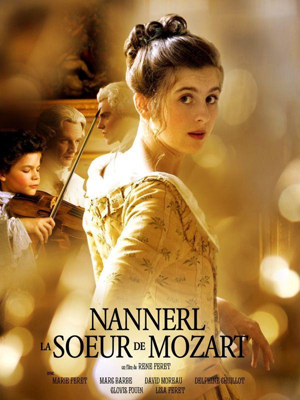 Nannerl, la hermana de Mozart (2010) Online Latino