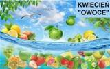 Kwiecień - owoce