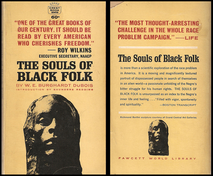 "an analysis of the souls of black folks A teacher's guide to the souls of black folk b w e b dubois 5 analysis of reconstruction and the freedmen's bureau that the ""emancipation proclama."