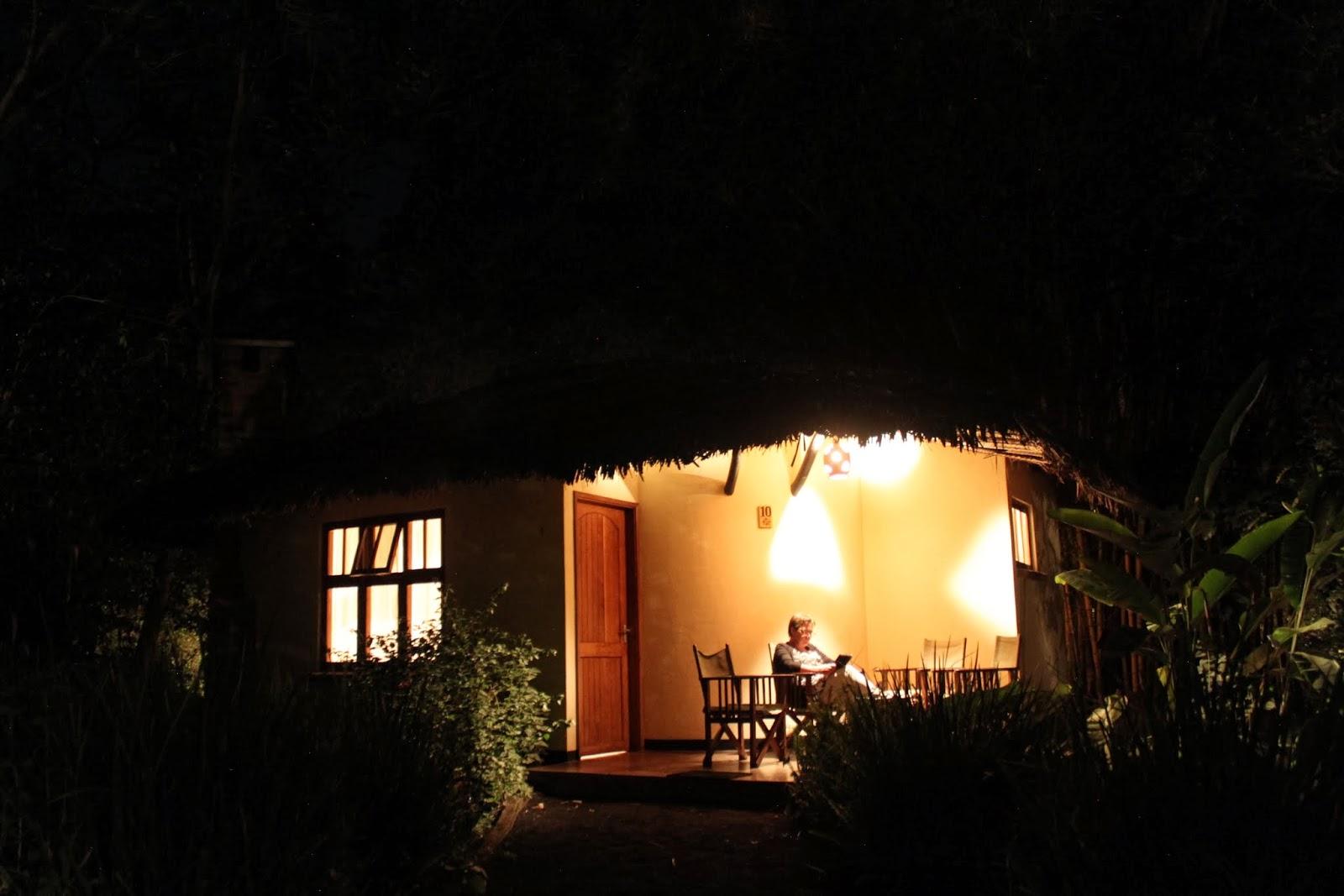 raak kilimanjaro lamp klein model
