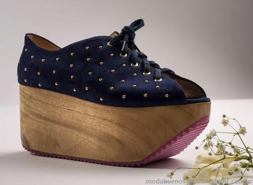 Zapatos Lomm verano 2014. Sandalias y zapatos 2014.