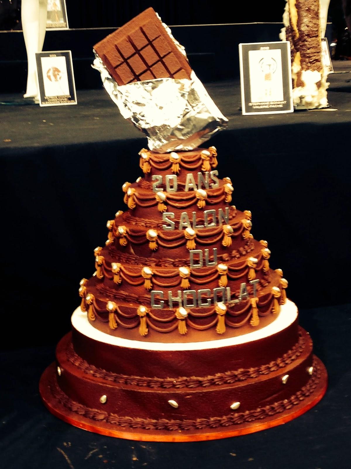 Au paris journal le salon du chocolat 2014 for Salon du chocolat montauban