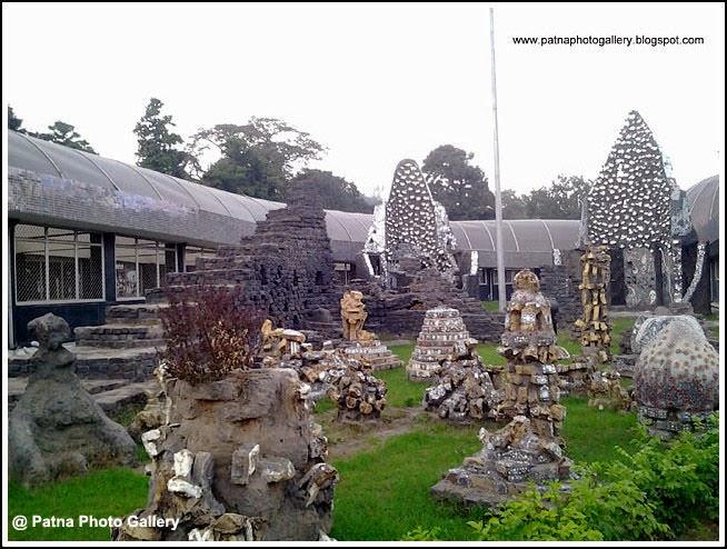 Eco Park Miniature Nalanda University