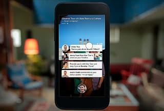 Facebook Home Apk - Aplikasi Facebook Baru untuk android