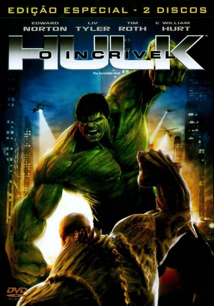O Incrível Hulk – Dublado (2008)