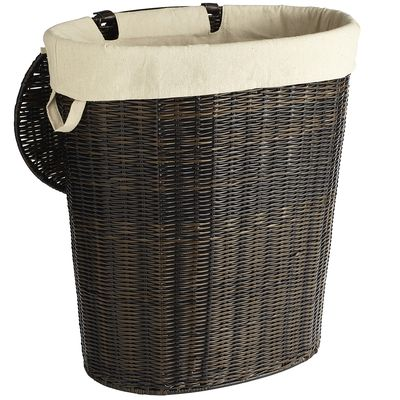 Mayne island cottage for Pier one laundry hamper