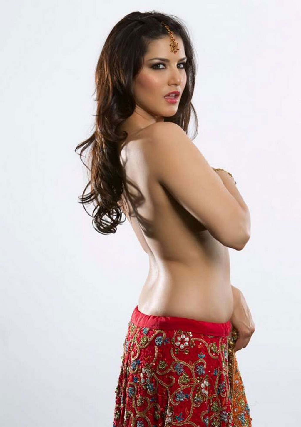 My World & My feelings: Hottest Photo shoot of Sunny Leone