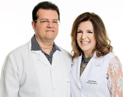 OFTÁLMICA Dr. João Luís Monte, Dra. Arinês Monte,