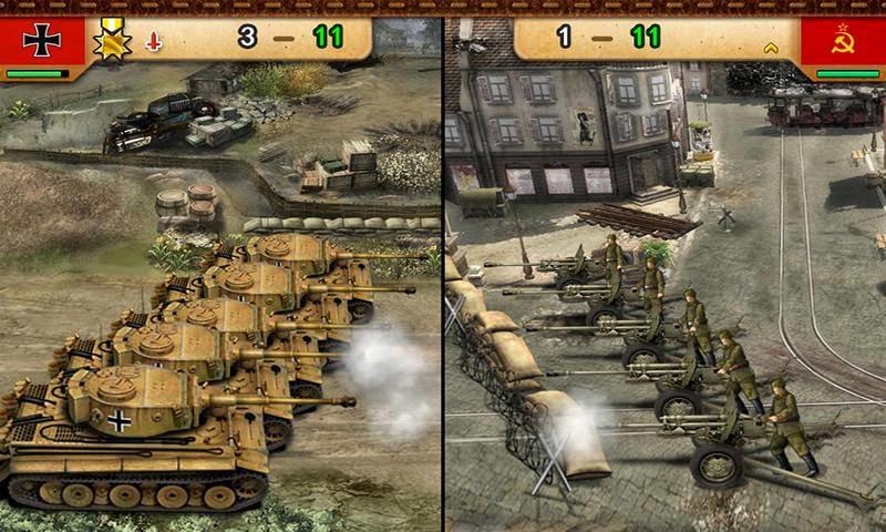 World Conqueror 2 Android Apk Oyun resimi 2