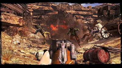 لعبة أكشن والمغامرات Call Of Juarez Gunslinger 2013 QnZLdKC