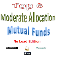 Top 6 Moderate Allocation Mutual Funds