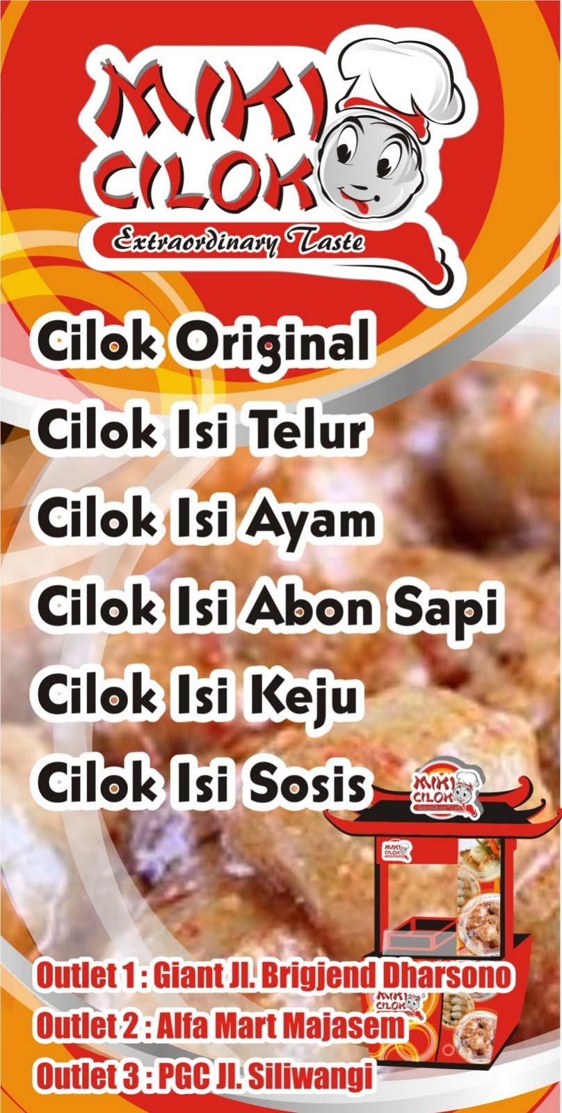Susi Susilowati Cilok Modern Cemilan Khas Indonesia