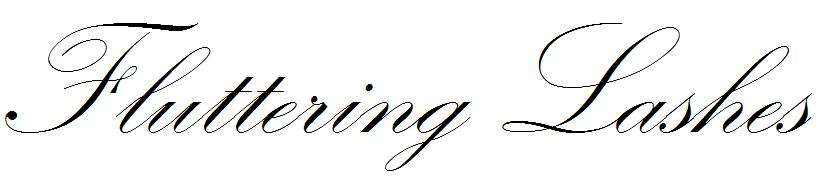 Fluttering Lashes