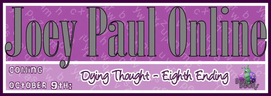Bug Books: Joey Paul Online