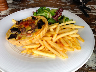 Taste Baguette and Grill, Darling Harbour, Sydney - Quiche