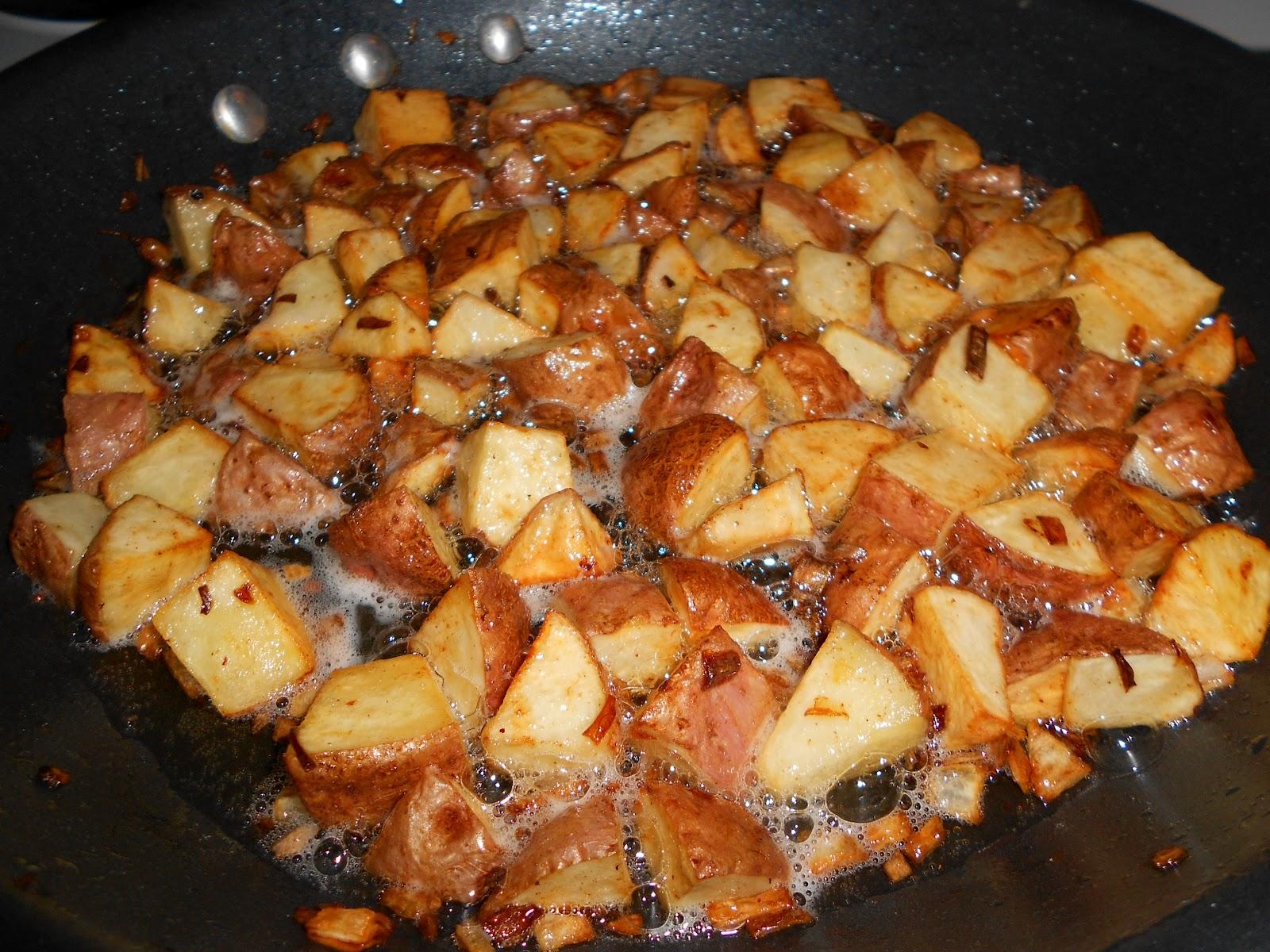 how to make nice potatoes