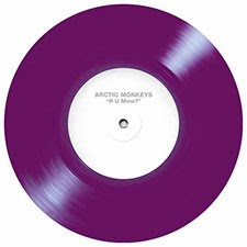 Arctic Monkeys - Purple Vinyl