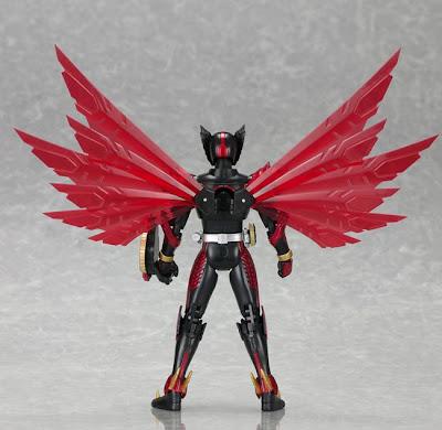 S.H.Figuarts Kamen Rider OOO Tajadol Combo review