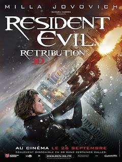 Watch Movie Resident Evil: Retribution Streaming (2012)