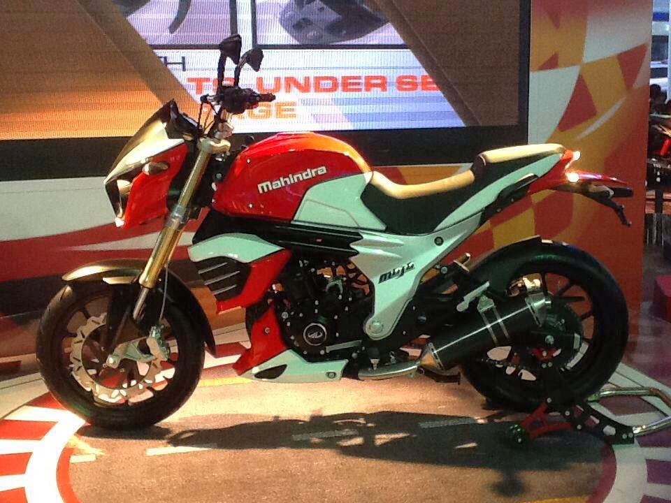 All New Mahindra Mojo 300 Specs Price Images 2015 | Bike