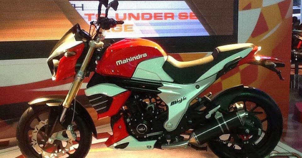 All New Mahindra Mojo 300 Specs Price Images 2015   Bike Car Art