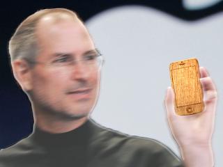 Steve Jobs bemutatja a faFon-t