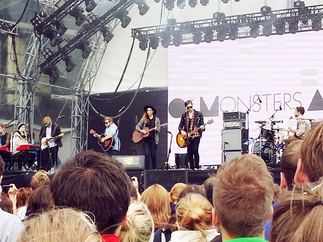 Berlin Festival Of Monsters and Men