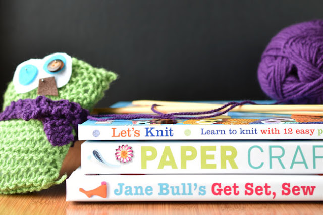3 Awesome Craft Books for Families; Cozy up with some creative fun for the whole family this winter, with inspiration from these colorful books from DK. Clear instructions and great photos make all of these exciting projects fun for the whole family. #crafts #books #family #fun #kids
