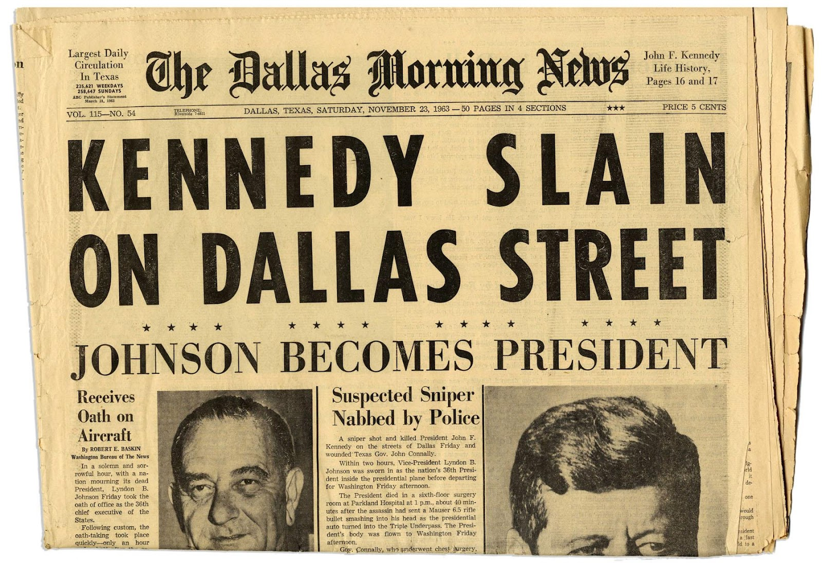 an introduction to the history of the jfk assassination John f kennedy's grandson, jack schlossberg, writes about why the declassified files have become a distraction in politics.
