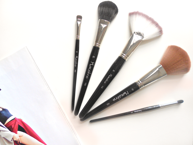 Maestro Makeup Brushes