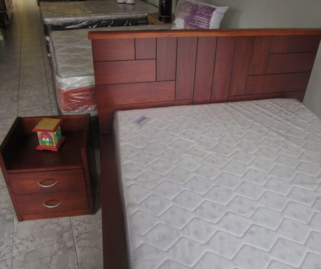 Muebles y accesorios en madera dise a tu cama so ada en - Disena tu dormitorio ...