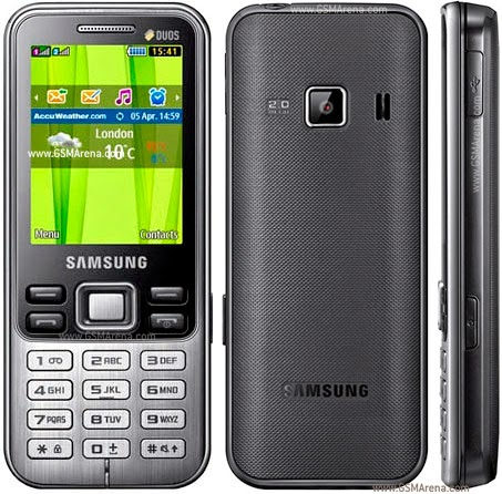 Samsung C3322 Flash Files