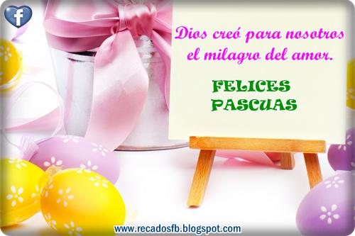 Tarjetas De Pascuas Con Bonitas Frases