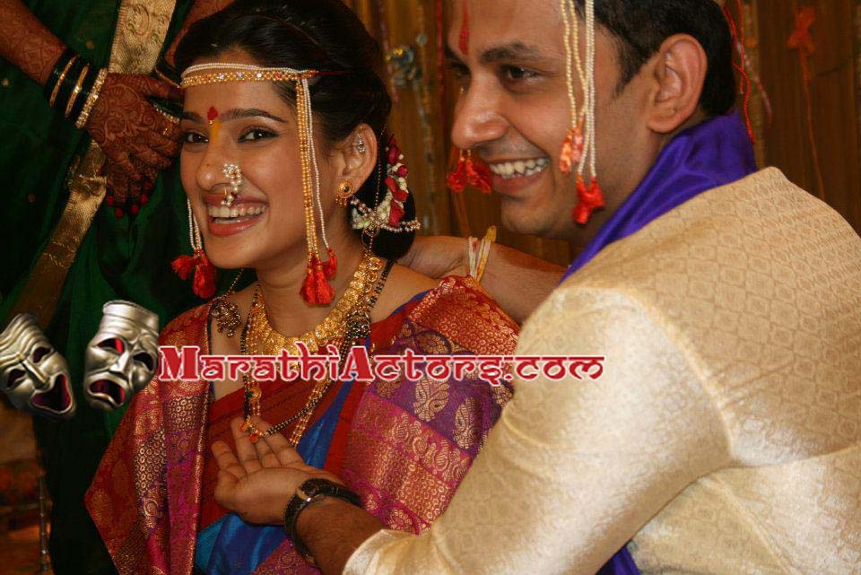 marathi actor and actress priya bapat and umesh kamat