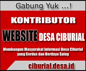 Kontributor Web Desa Ciburial