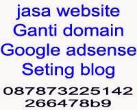 cara merubah nama server domain