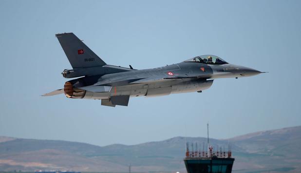 Turkey: air raids against PKK